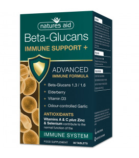 Beta-Glucan Immune Support + 90tbl