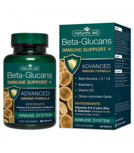 Beta-Glucans Immune  90tbl