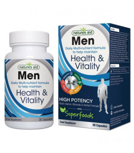 Men Multi-nutrient 30cps