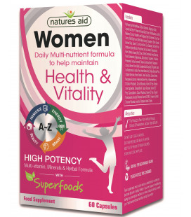 Women Multi-nutrient 60cps