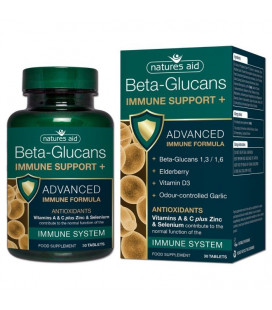 Beta-Glucans PODPORA IMUNITY 30tbl