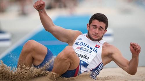 5 OTÁZOK PRE TOMÁŠA VESZELKU slovenský reprezentant v ľahkej atletike