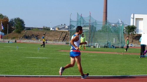 Natures Aid Slovensko podporuje mladého atléta Daniela Kováča